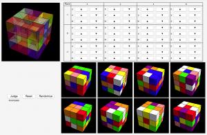 Rubik's Hypercube